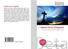 Couverture de Robert Hunt (Chaplain)