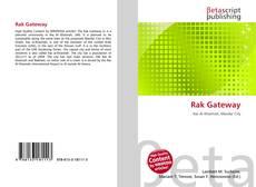Rak Gateway kitap kapağı