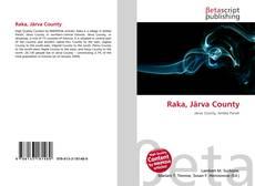 Buchcover von Raka, Järva County