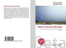 Borítókép a  Albert Johnson (Kanada) - hoz