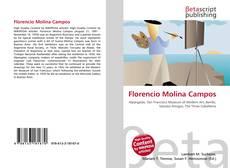 Buchcover von Florencio Molina Campos