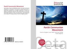 Parish Communion Movement kitap kapağı