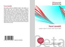 Buchcover von Tomi Janežič