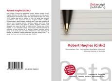 Buchcover von Robert Hughes (Critic)