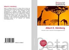Albert K. Hömberg kitap kapağı