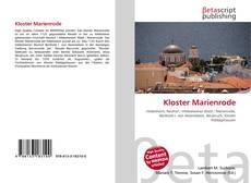Portada del libro de Kloster Marienrode