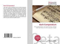 Bookcover of Bach-Compendium