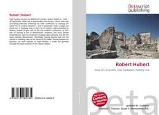 Couverture de Robert Hubert