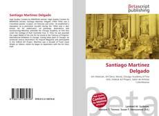 Bookcover of Santiago Martínez Delgado