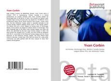Yvan Corbin kitap kapağı