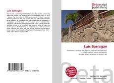 Portada del libro de Luis Barragán