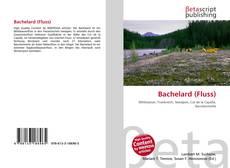 Bachelard (Fluss) kitap kapağı