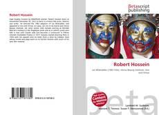 Robert Hossein kitap kapağı