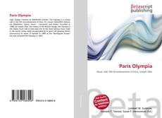 Bookcover of Paris Olympia