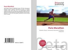 Portada del libro de Paris Marathon