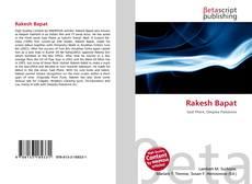 Обложка Rakesh Bapat