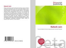 Bookcover of Rakesh Jain