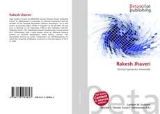 Bookcover of Rakesh Jhaveri