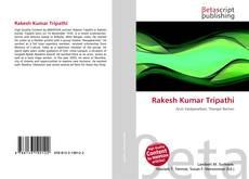 Rakesh Kumar Tripathi的封面