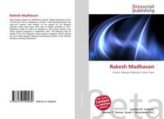 Portada del libro de Rakesh Madhavan