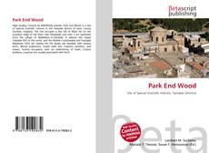 Park End Wood kitap kapağı