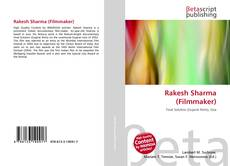 Bookcover of Rakesh Sharma (Filmmaker)