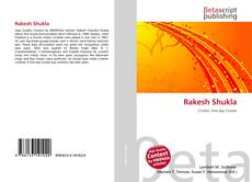 Capa do livro de Rakesh Shukla