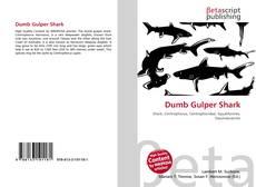Bookcover of Dumb Gulper Shark
