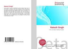 Bookcover of Rakesh Singh