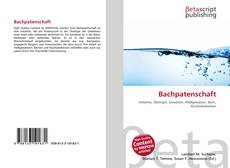 Bachpatenschaft kitap kapağı