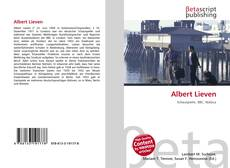 Bookcover of Albert Lieven