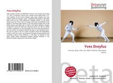 Portada del libro de Yves Dreyfus