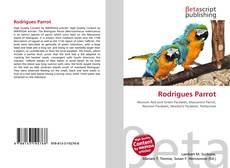 Borítókép a  Rodrigues Parrot - hoz