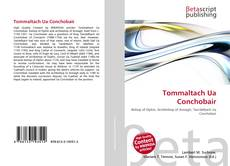 Bookcover of Tommaltach Ua Conchobair