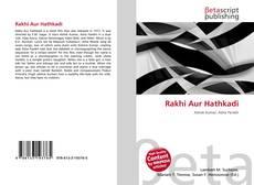 Buchcover von Rakhi Aur Hathkadi