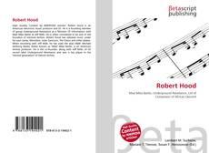 Couverture de Robert Hood