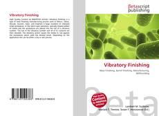 Bookcover of Vibratory Finishing