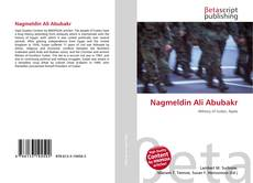 Bookcover of Nagmeldin Ali Abubakr