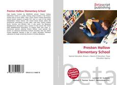 Portada del libro de Preston Hollow Elementary School
