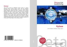 Bookcover of Py2exe