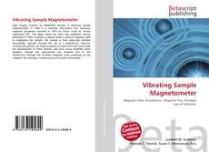 Bookcover of Vibrating Sample Magnetometer