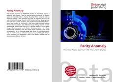 Bookcover of Parity Anomaly