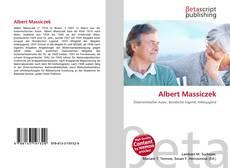 Portada del libro de Albert Massiczek