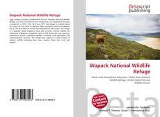 Bookcover of Wapack National Wildlife Refuge