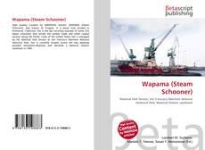 Wapama (Steam Schooner)的封面