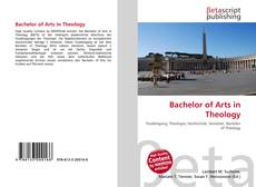 Обложка Bachelor of Arts in Theology