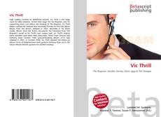 Vic Thrill kitap kapağı