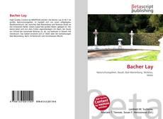Buchcover von Bacher Lay