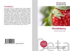 Capa do livro de Thimbleberry