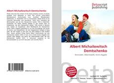 Bookcover of Albert Michailowitsch Demtschenko